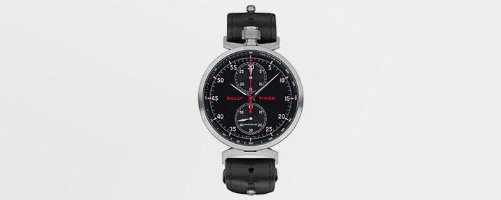 Часы Montblanc TimeWalker Rally