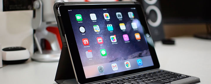 Лучшие чехлы с клавиатурой для iPad