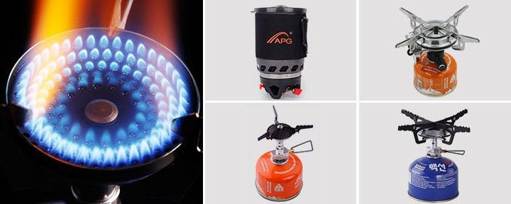 Портативные газовые горелки APG