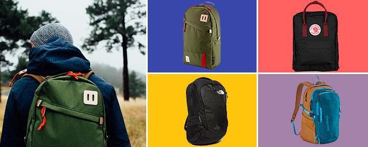 Топ 4: лучшие рюкзаки для учебы