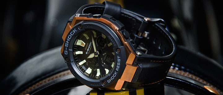 Casio G-SHOCK G-STELL