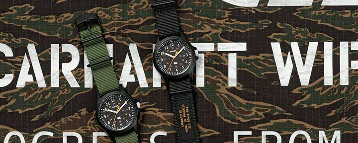Timex Carhartt WIP