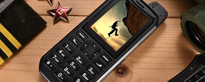Лучшие защищенные телефоны до 2000 рублей