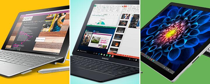лучшие планшеты на Windows