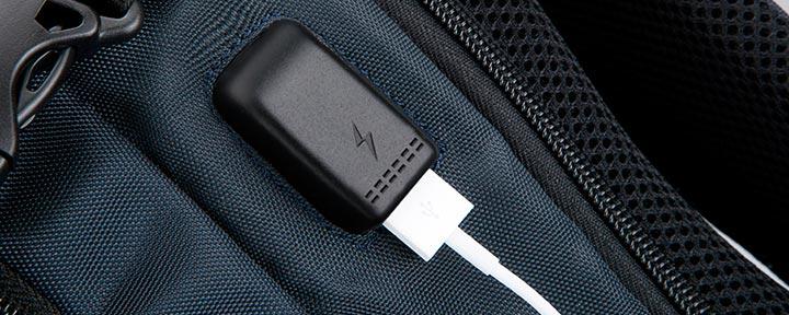 лучшие рюкзаки с USB портом
