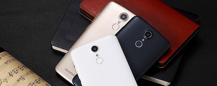 Самые популярные смартфоны с Gearbest до 6000 рублей