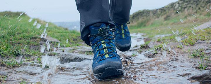 лучшие ботинки для пеших прогулок