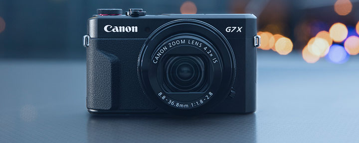 5 лучших компактных камер