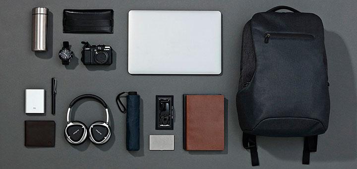 бизнес рюкзак Xiaomi 26L