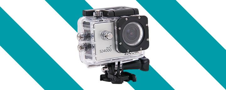 бюджетные экшн-камеры до 4000 рублей