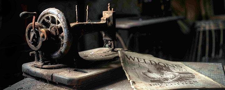 выбираем лучшую швейную машинку