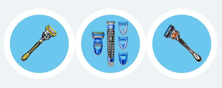 лучшие мужские бритвы для влажного бритья