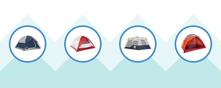 Лучшие палатки для лета: отдыхаем на природе