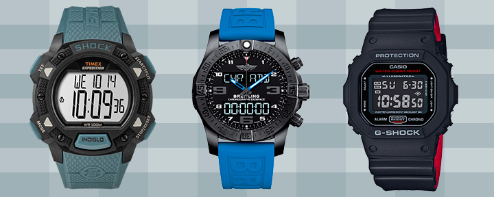 Лучшие электронные часы