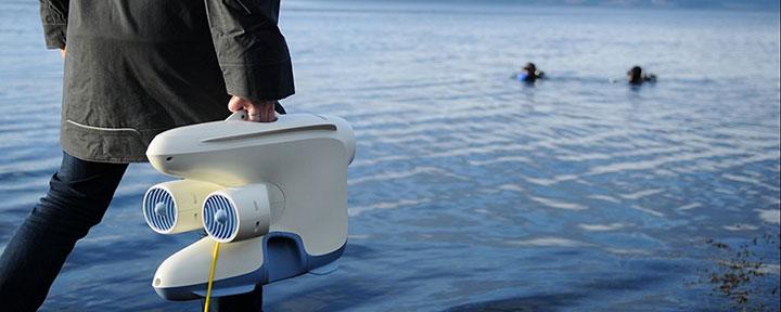 лучшие подводные дроны