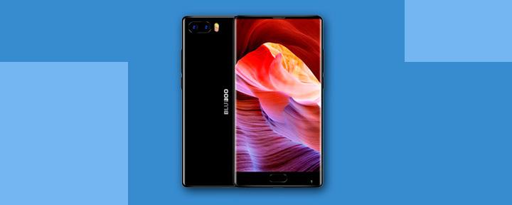 смартфон Bluboo S1