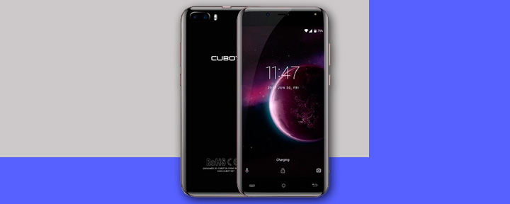 смартфон CUBOT Magic
