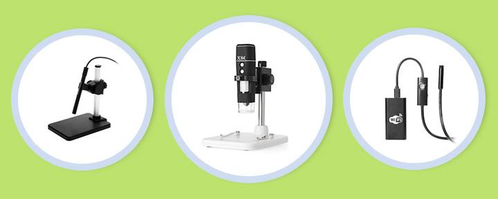 Лучшие микроскопы и эндоскопы из Китая — Рейтинг 2017 года