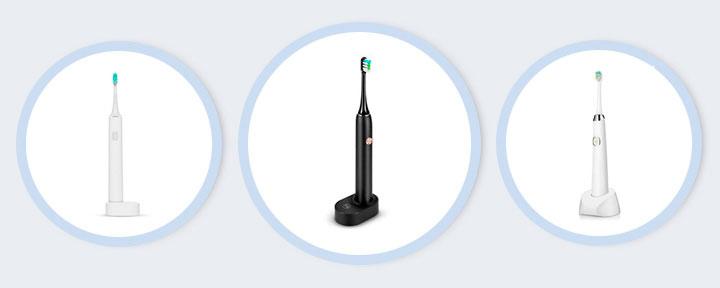 Лучшие электрические зубные щетки из Китая — Рейтинг 2017 года