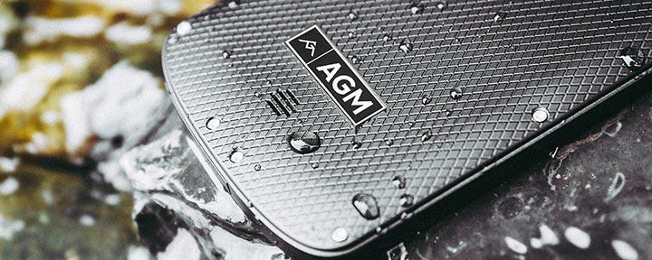 Обзор смарфона AGM X1