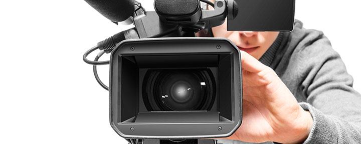 профессиональные 4K камеры