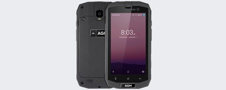 Обзор смартфона AGM A1Q