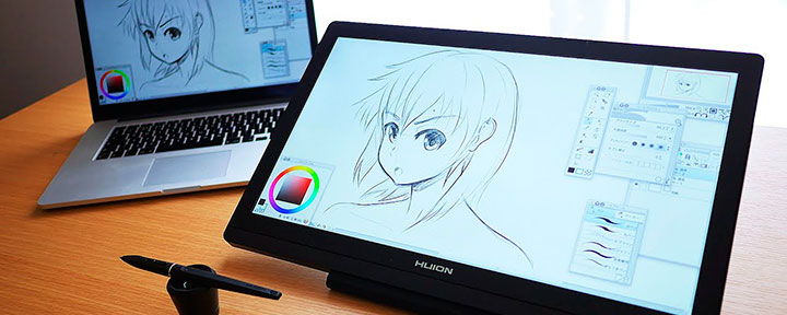 best graphic tablets for artists