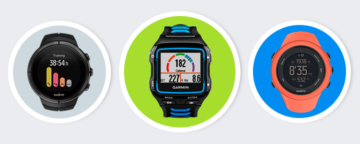 Лучшие спортивные GPS-часы 2018 года
