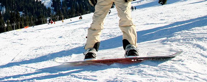 Лучшие сноуборды для начинающих