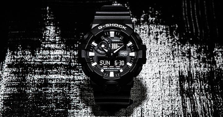 G-Shock × Eric Haze
