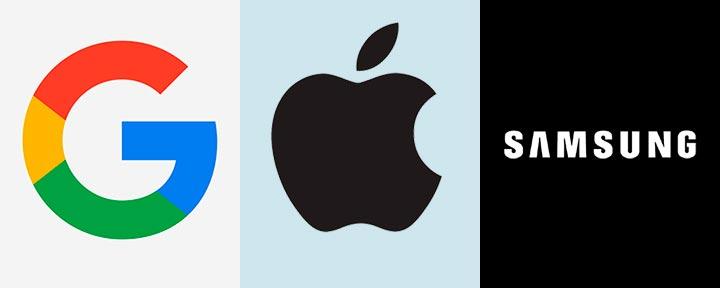 Google, Apple или Samsung
