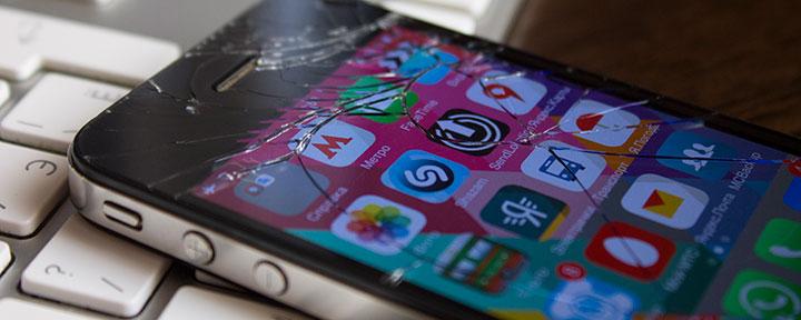 Как защитить экран мобильного телефона