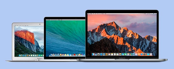 MacBook vs. MacBook Air vs. MacBook Pro