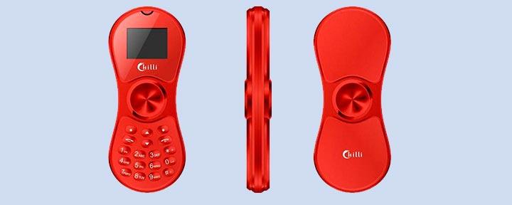 спиннер-телефон Chili