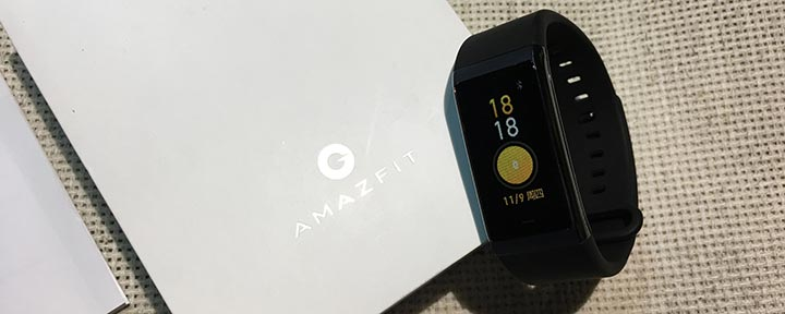 Amazfit Smartband 2