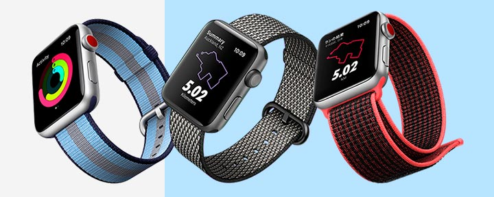 Apple Watch Series 3 vs. Series 1