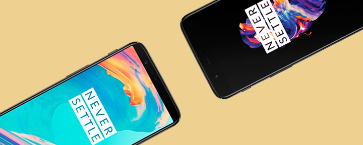 OnePlus 5T vs. OnePlus 5