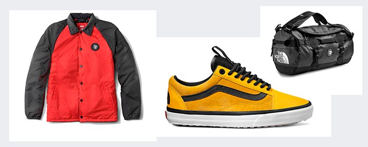 The North Face×Vans