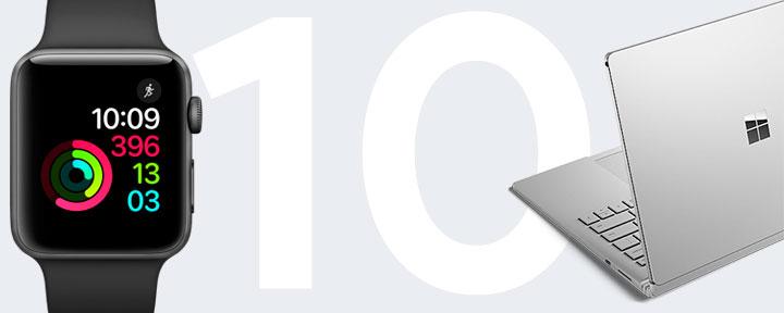 Топ 10 самых-самых лучших гаджетов 2017 года