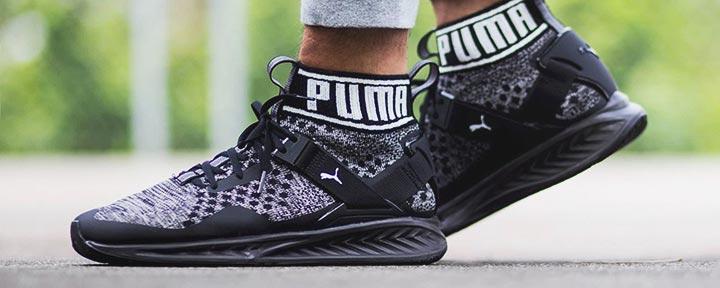 Рейтинг лучших беговых кроссовок Puma