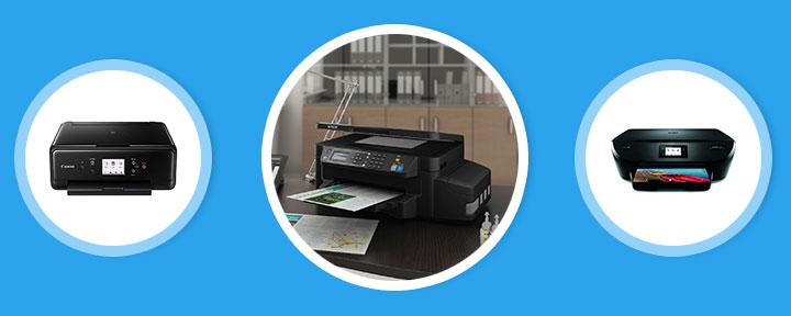 5 лучших принтеров для дома
