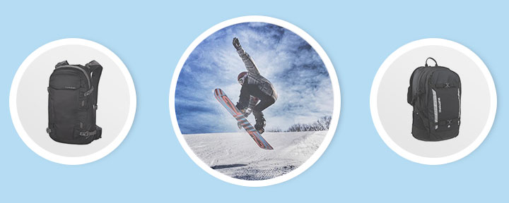 Рейтинг лучших сноубордических рюкзаков