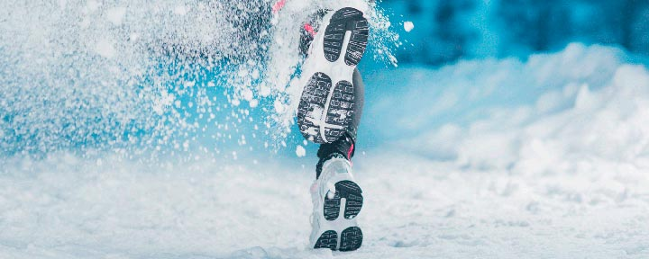 Рейтинг лучших зимних беговых кроссовок
