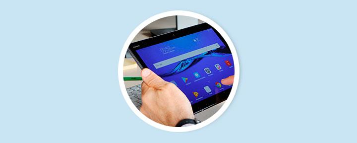 Рейтинг лучших планшетов Huawei до 10000 рублей