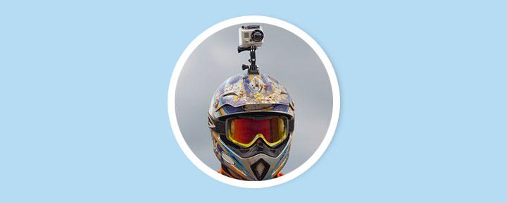 ейтинг лучших экшн-камер для мотоцикла