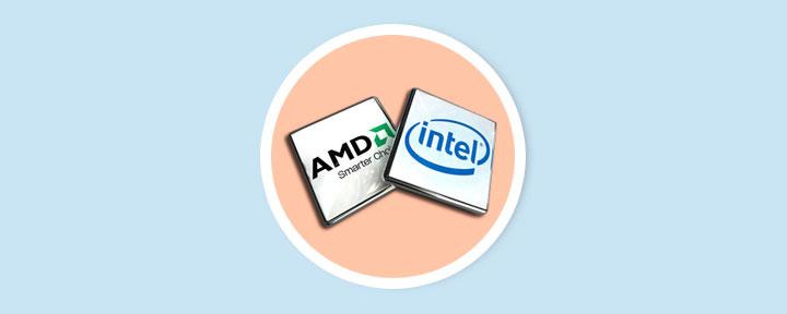Рейтинг лучших процессоров AMD и Intel для компьютера