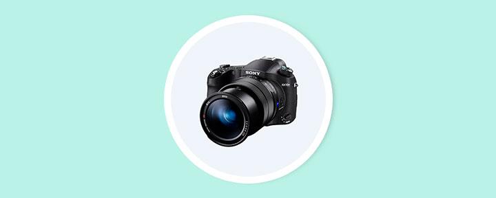 Рейтинг лучших фотокамер для путешествий