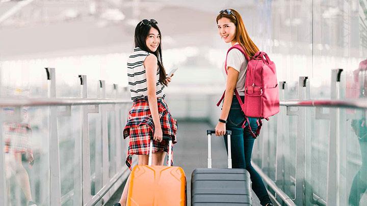 Bon voyage: лучшие чемоданы на колесах с Aliexpress