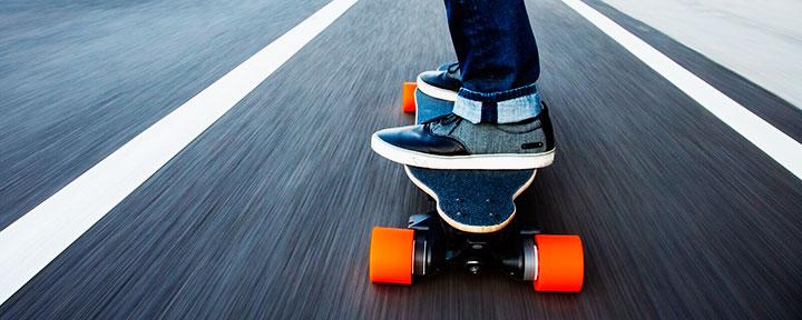 лучшие электрические скейтборды на Gearbest