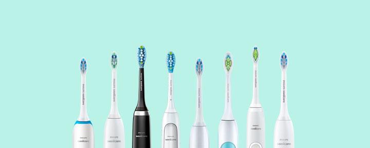 Лучшие электрические зубные щетки Philips